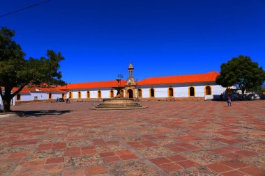 Colonial town of Sucre, Bolivia