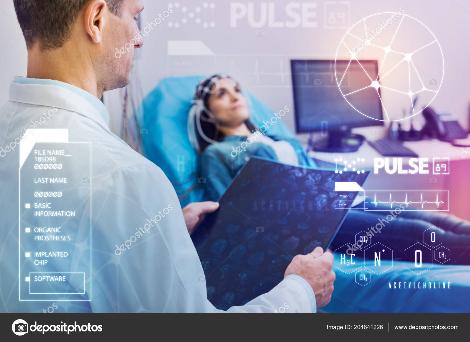 taking a look at electroencephalography An electroencephalogram  your doctor may recommend that your child stop taking certain medicines  he or she may be asked to look at a bright flickering light.