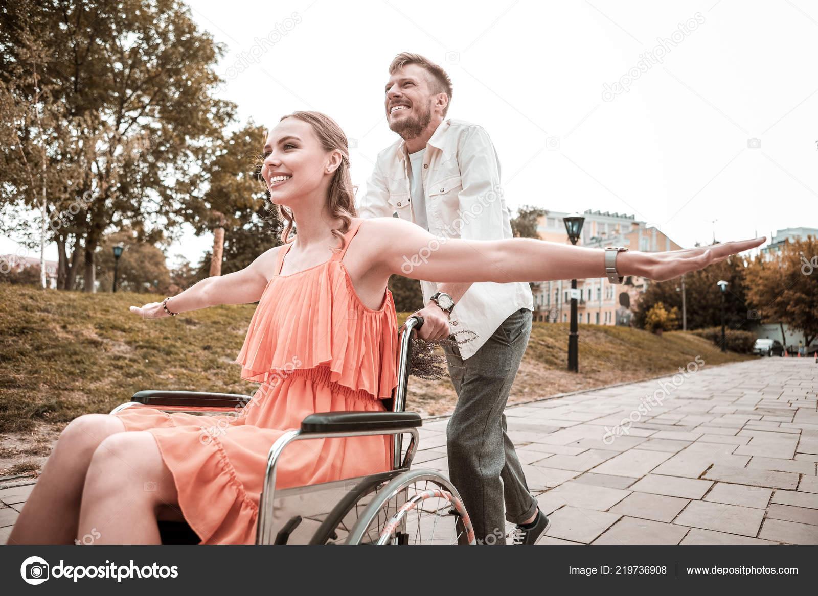 Boyfriend Exciting Her Riding