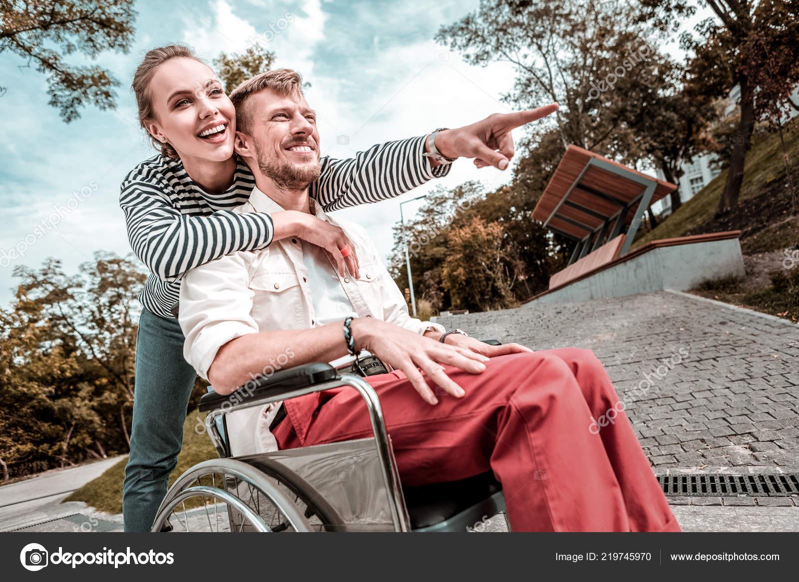Žena se zdravotním postižením