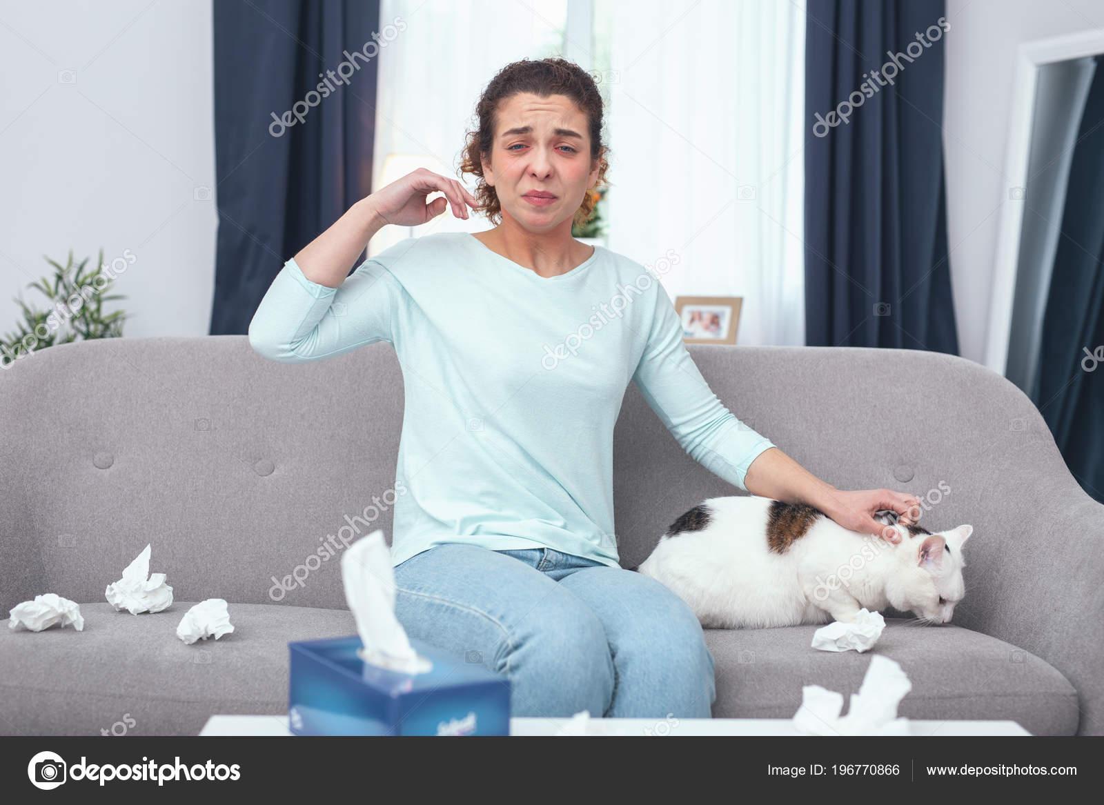 Mladé dámy kočička fotky