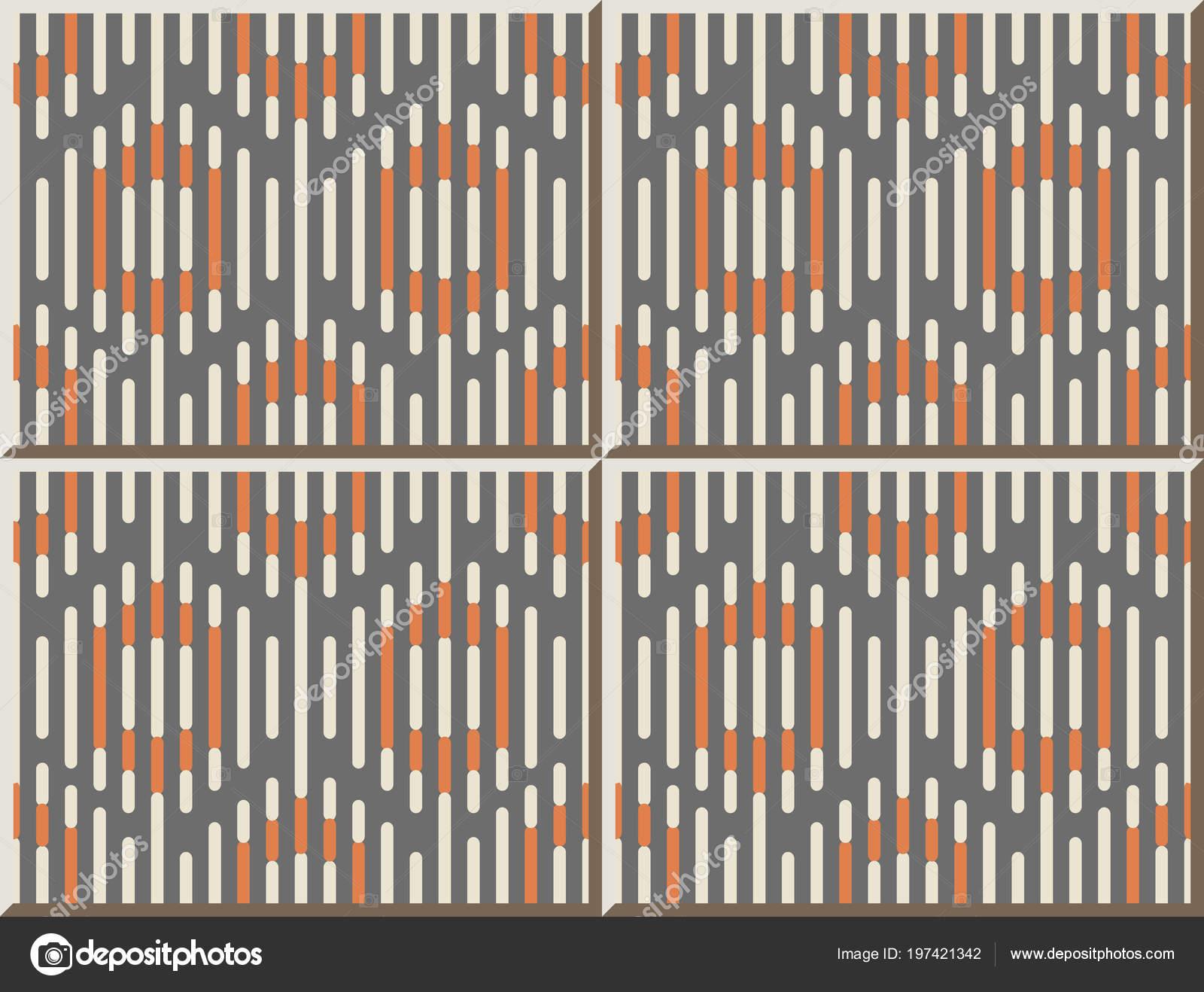 Ceramic Tile Pattern Polygon Geometry Cross Frame Line Oriental ...