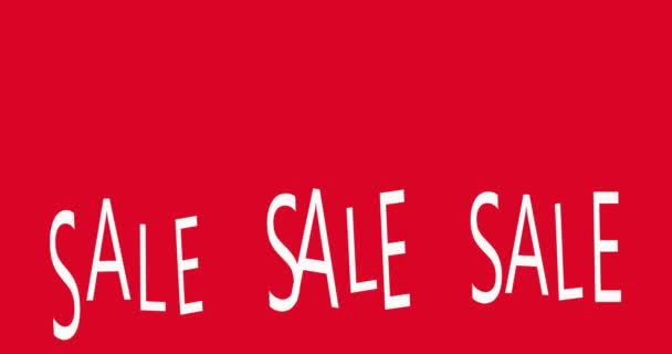 Verkauf Hintergrundanimation, Rabatt-Angebot Banner, Verkauf Saison, Mega-Verkauf.