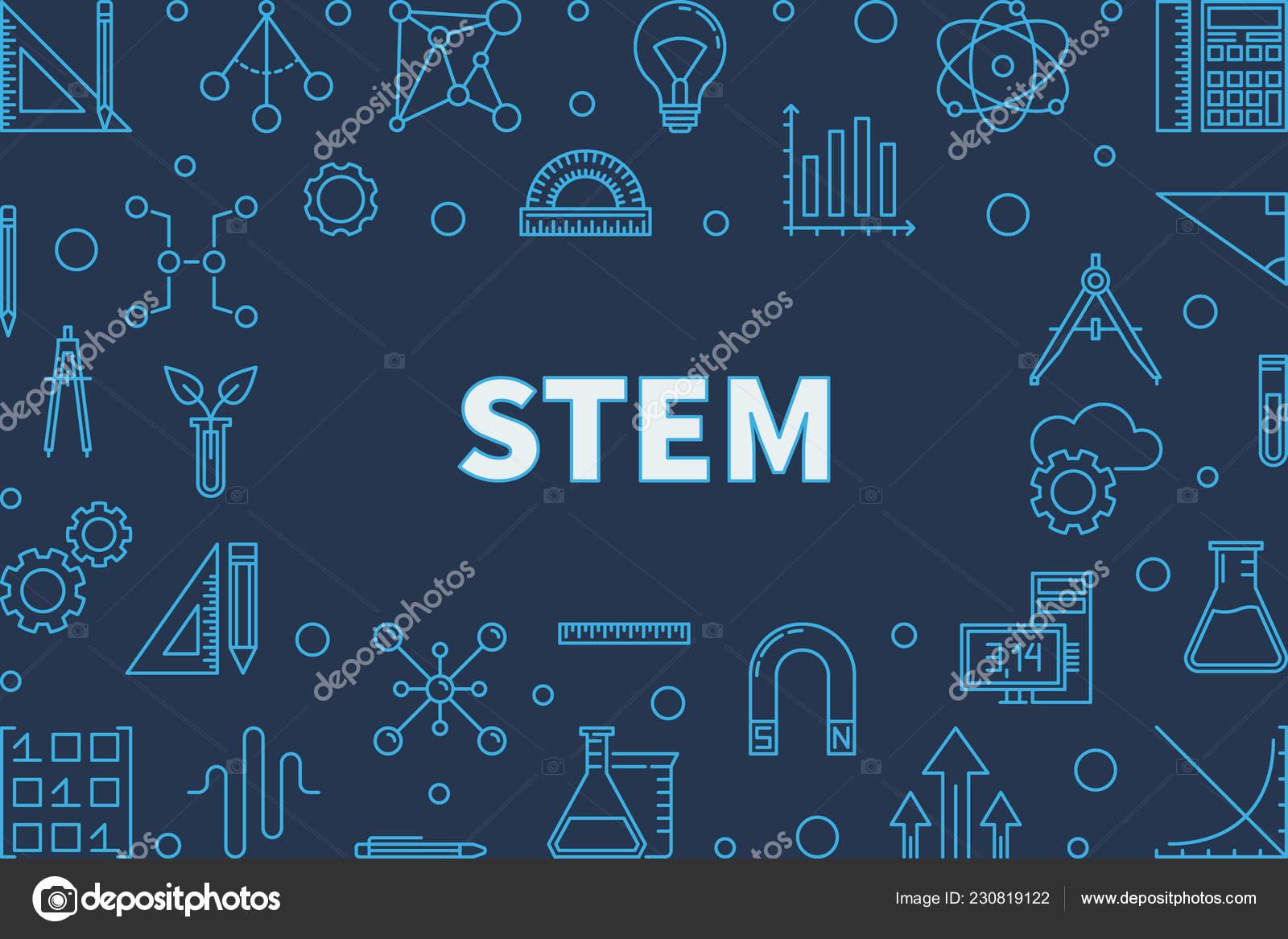 Ciencia Tecnología Ingeniería Y Estructura Horizontal