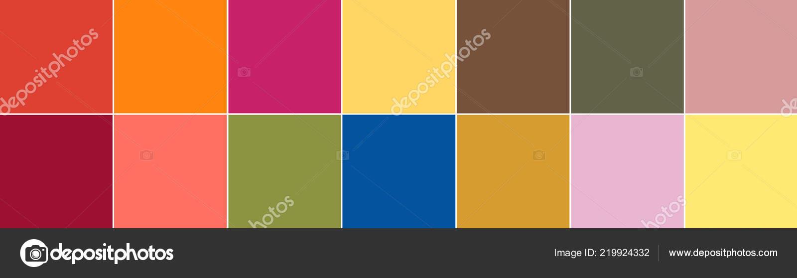 Top Pantone Farben Der Saison Fruhjahr Sommer 2019 Palette