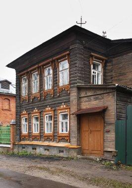 View of Shuya. Ivanovo region. Russia