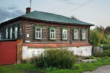 View of Serpukhov. Moscow oblast. Russia