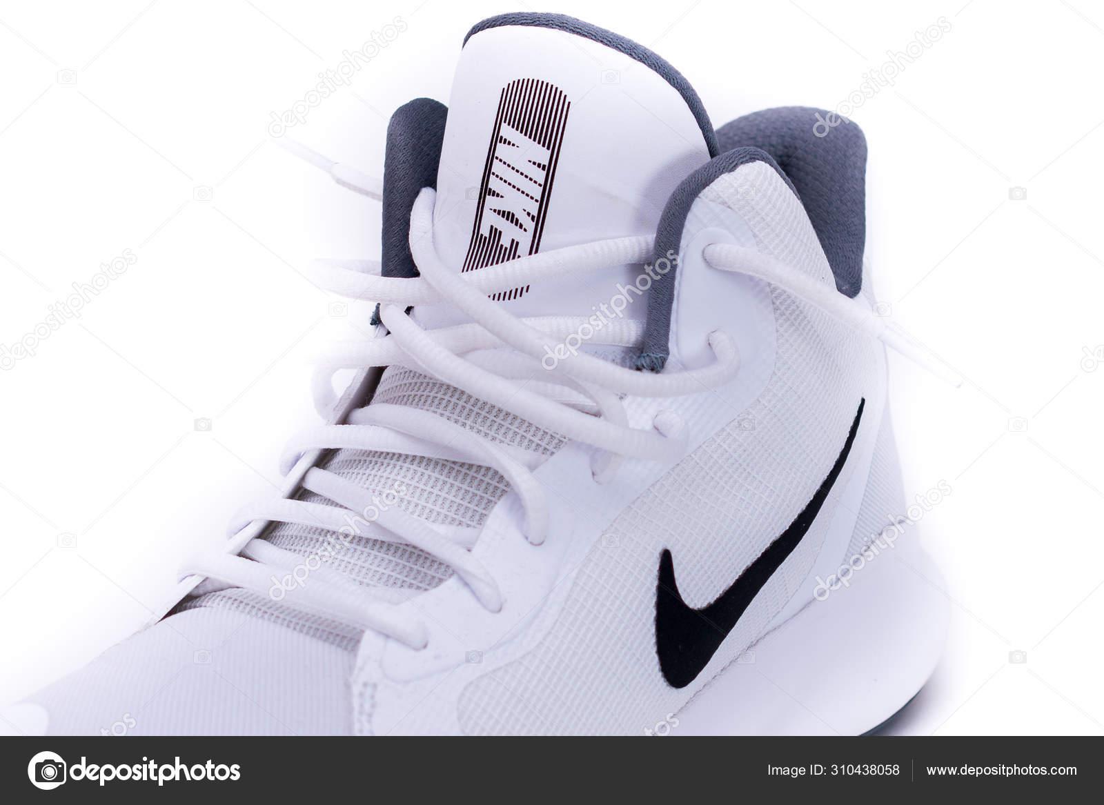 Modern Nike Mid-High Basketball Shoes