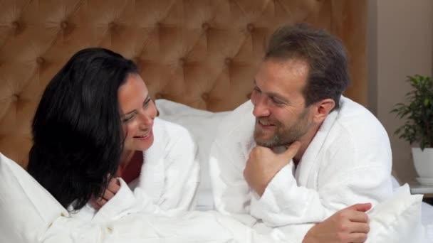 Video manželský pár