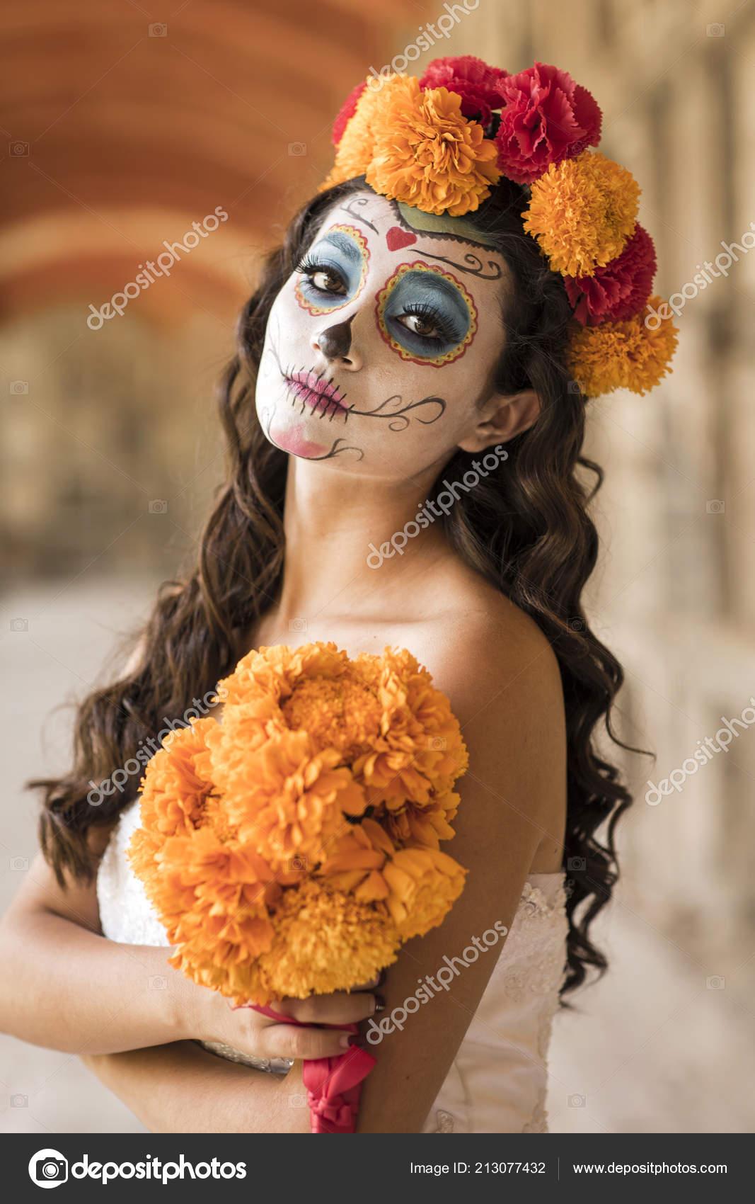 Catrin Catrina Cemetery Wedding Dresses Old Cemetery Guadalajara