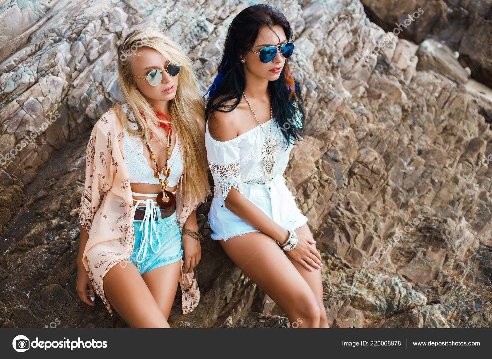 Красивые девушки и стиль