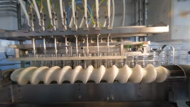 Továrna na výrobu slunečnicového oleje.