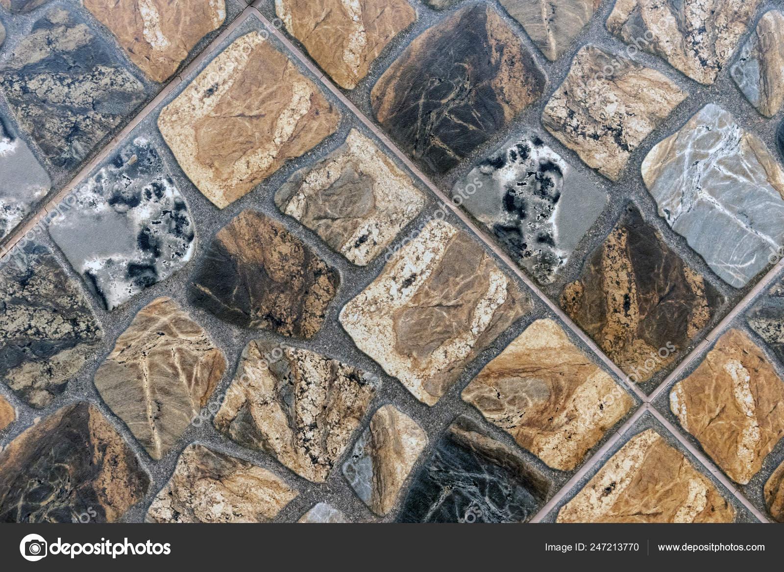Pavimento Gres Porcellanato Pietre Diverse Forme Dimensioni ...