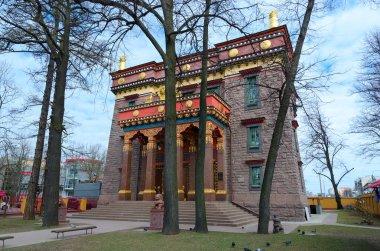 St. Petersburg Buddhist Temple