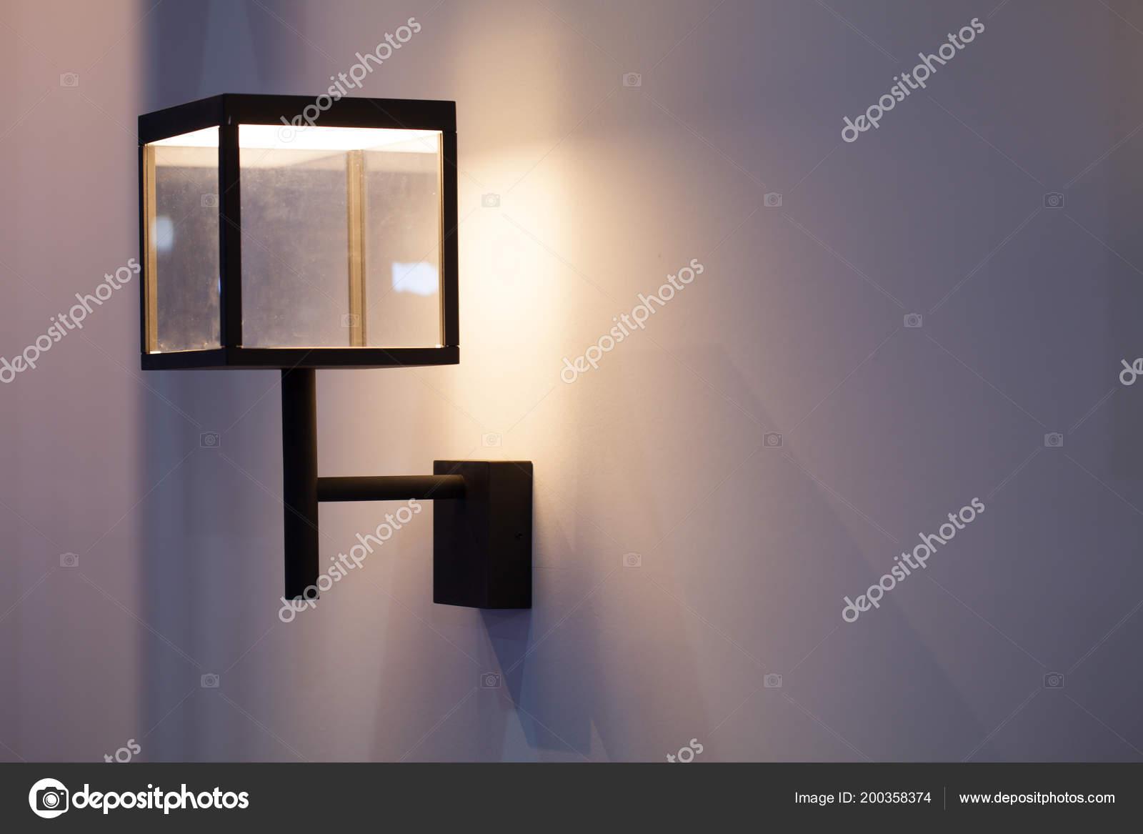 Belle Moderne Lampe Intérieur Contemporain Décoration Murale ...
