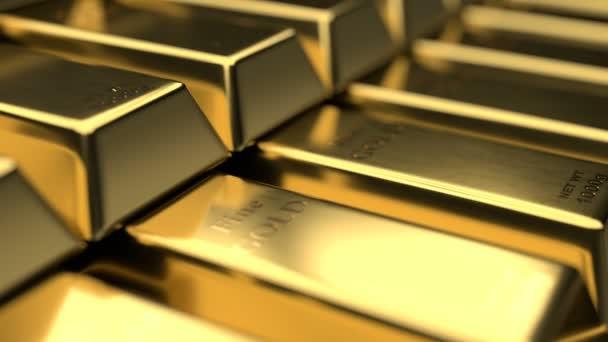 Közelközeli kilátás a finom aranyrudat érdekes játék a fény és árnyék