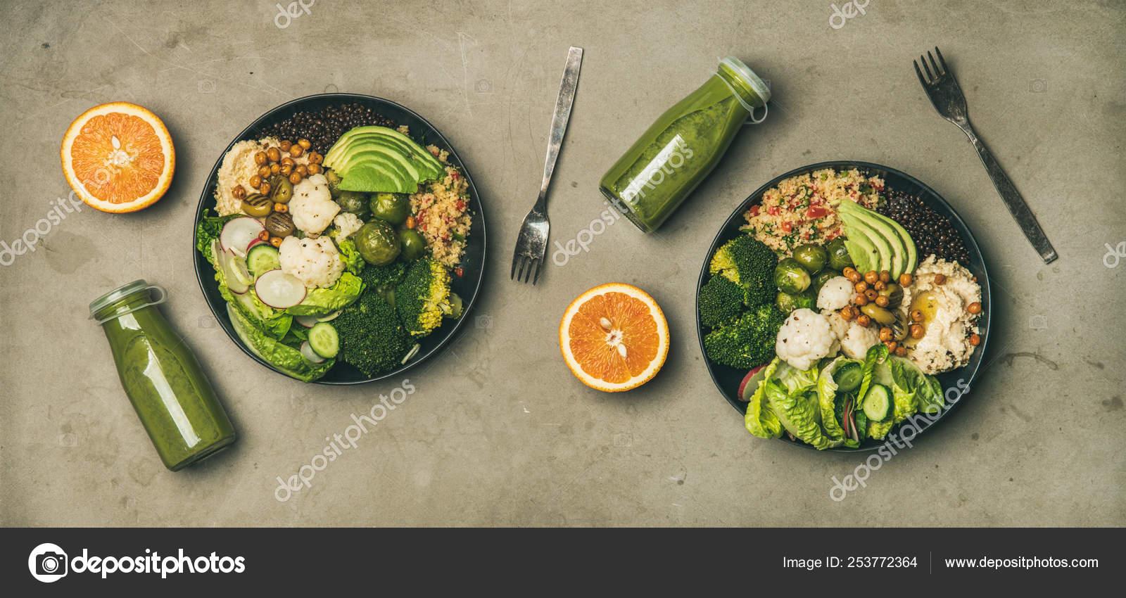 pranzi vegani sani per la perdita di peso