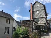Fachwerkhaus in Monschau Deutschland