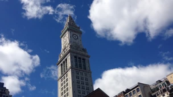 The Custom House Tower in Boston, Massachusetts, USA