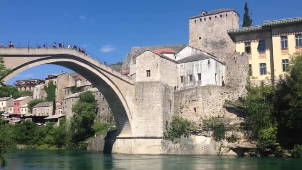 Stari Most in Mostar in Bosnia and Herzegovina