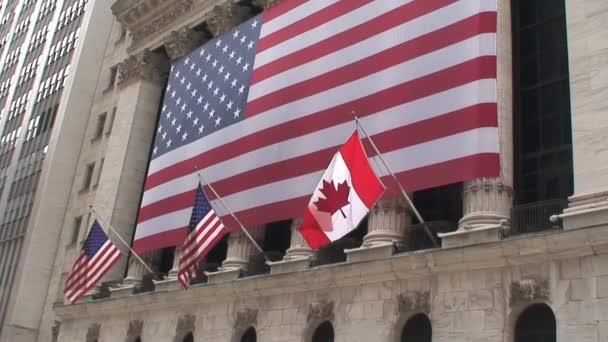 Wall Street Financial District New York City