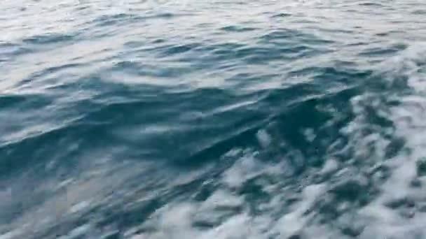 Tenger hullámai kilátás a jachthajózásról