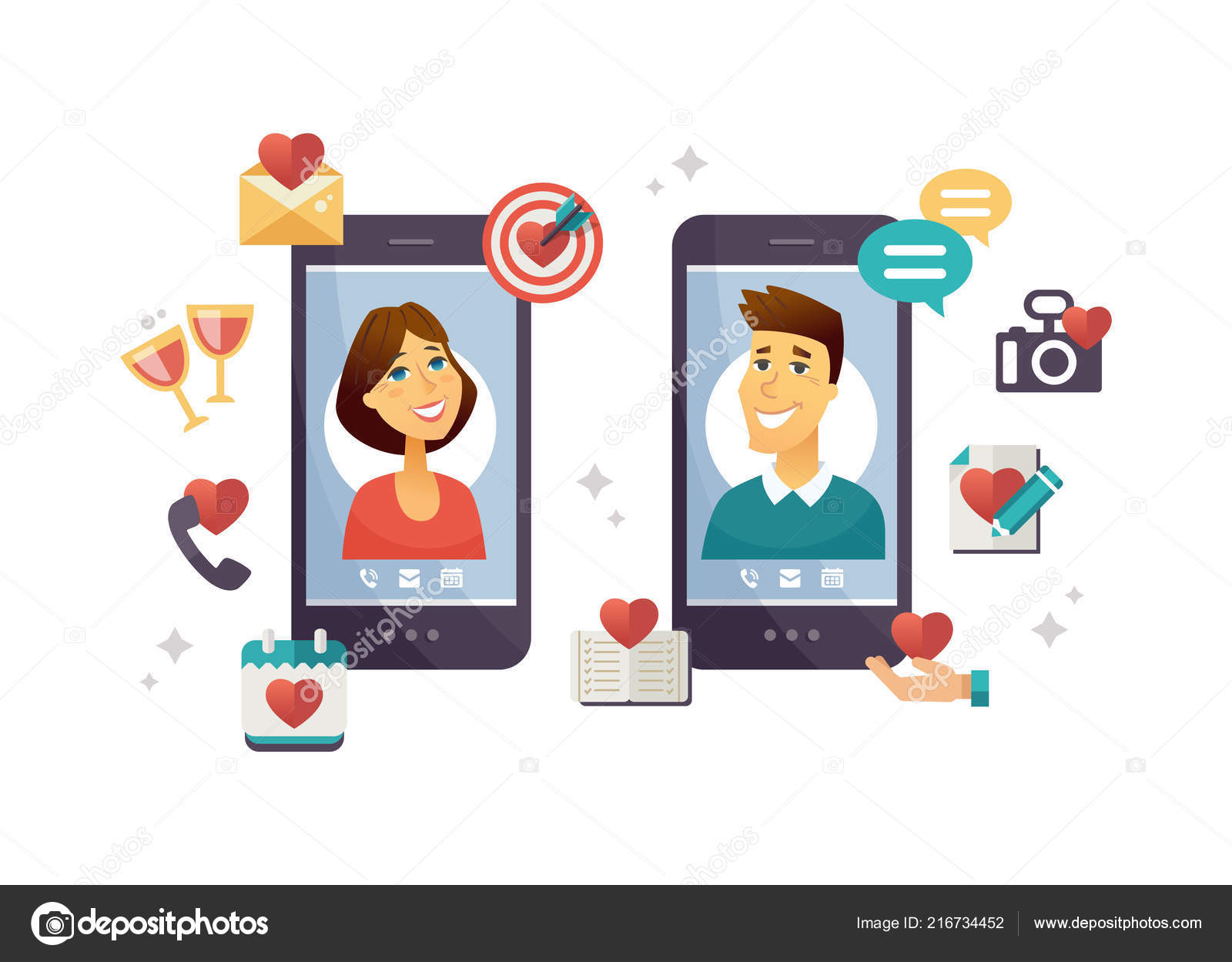 relazione di ricerca dating online