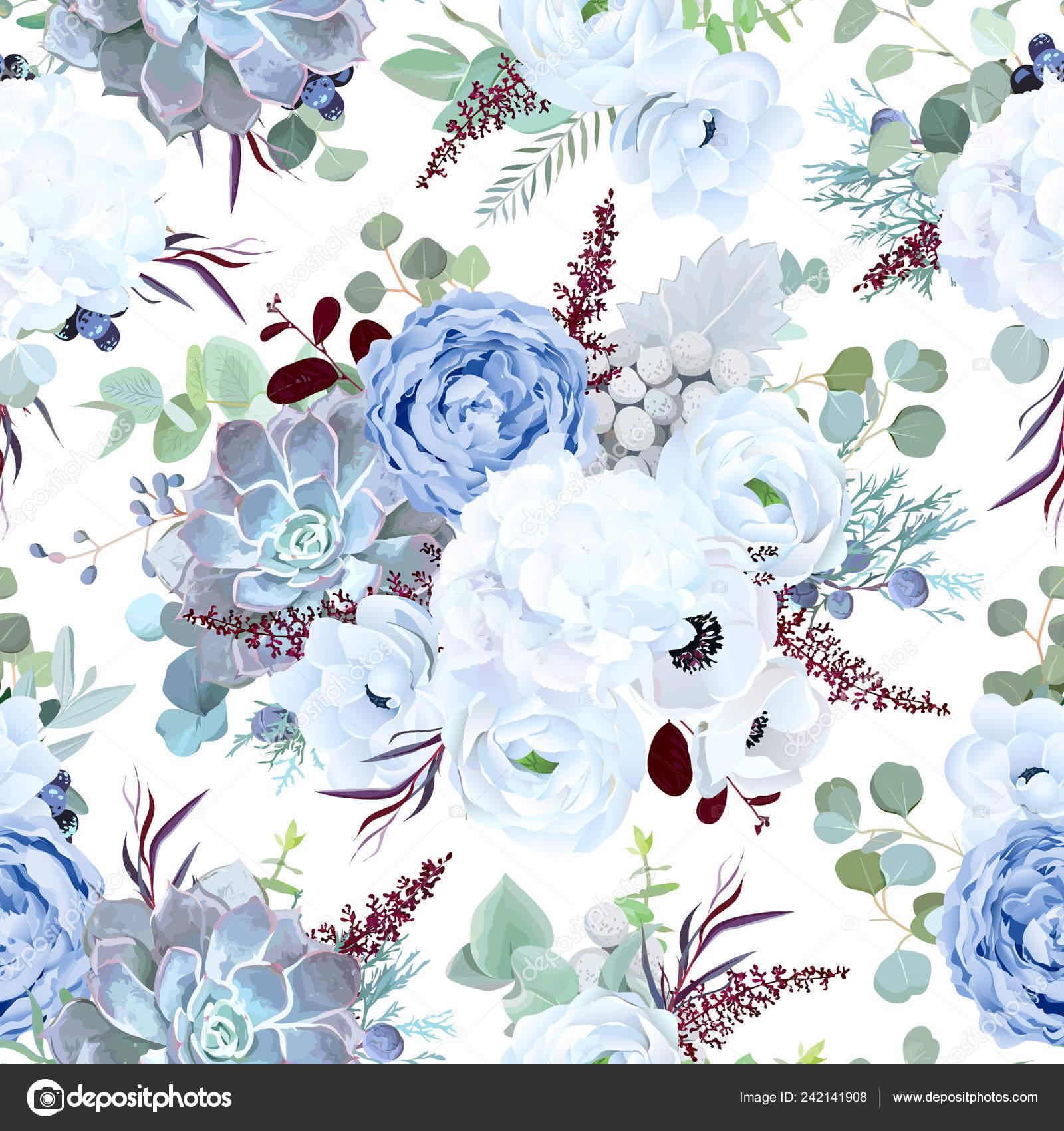 47842a4a3a54 Linda estampa floral — Vetores de Stock © lavendertime_ #242141908