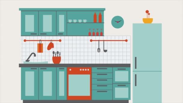 pozadí vysvětlení, kuchyně, vysoká kvalita