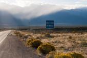 Early Morning Nevada Landscape