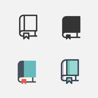 book novel icon vector illustration design