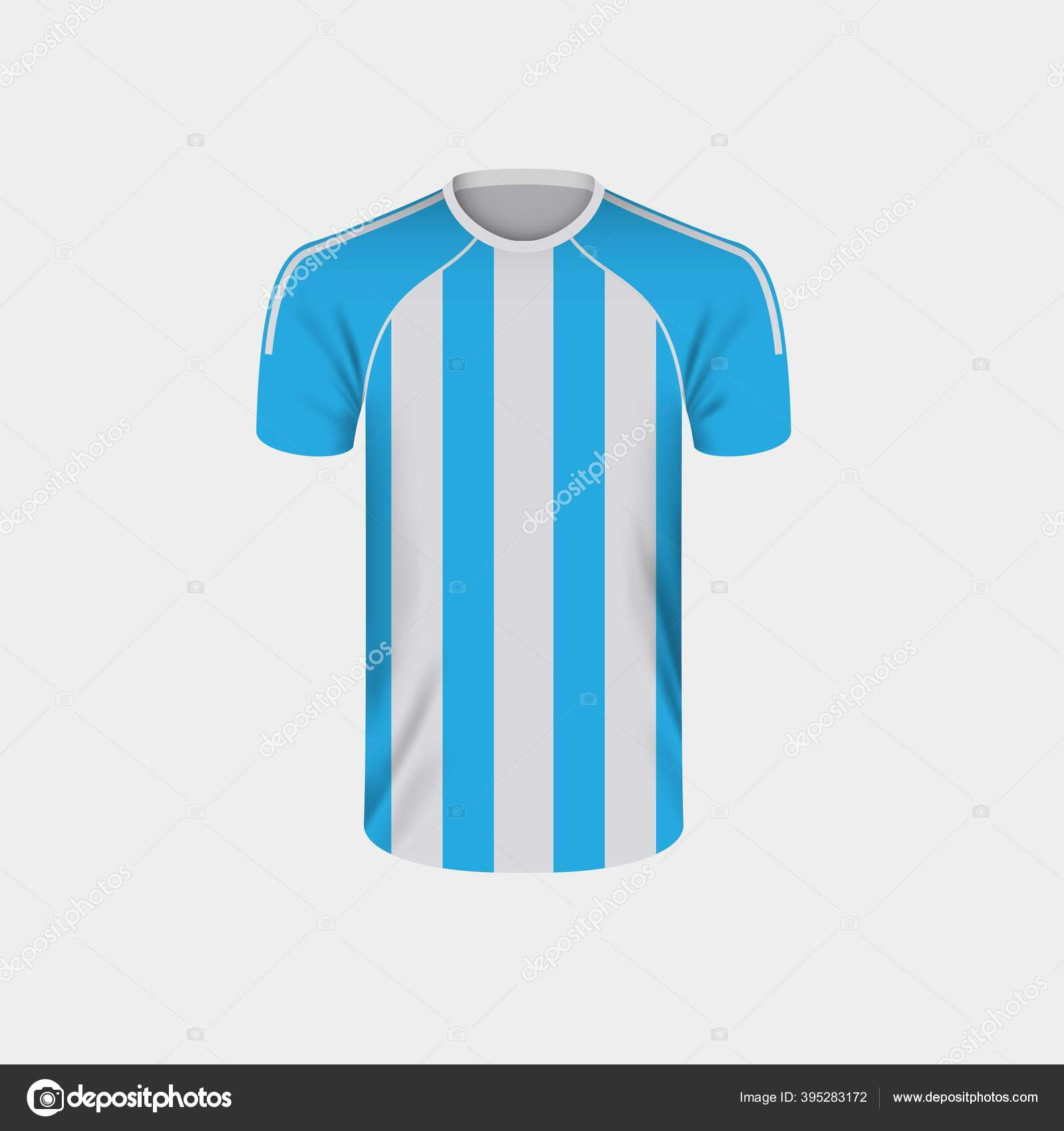 Sports jersey vector icon vector illustration for website and graphic design 395283172