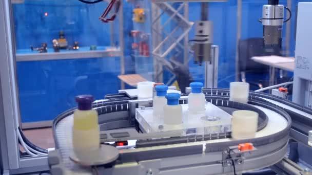 Robot v průmyslový závod detail