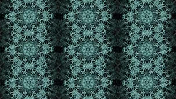 abstraktní kaleidoskop pohybu pozadí.