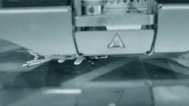 3D-Drucker funktioniert. fusionierte Abscheidungsmodellierung