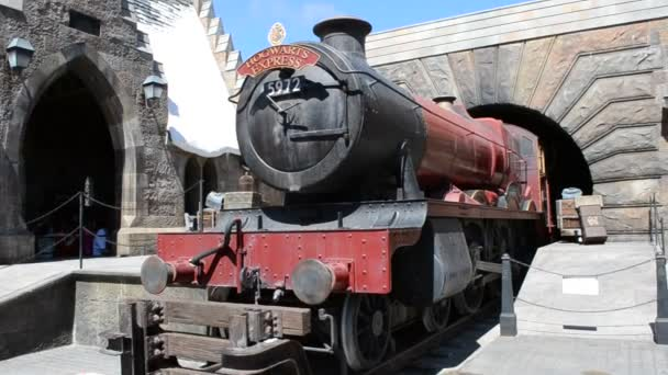 Harry Pottere, trénuj. Universal Studios Orlando