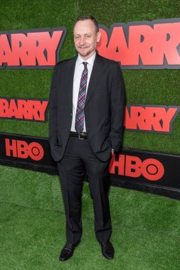 Alec Berg attends Premiere Of HBO
