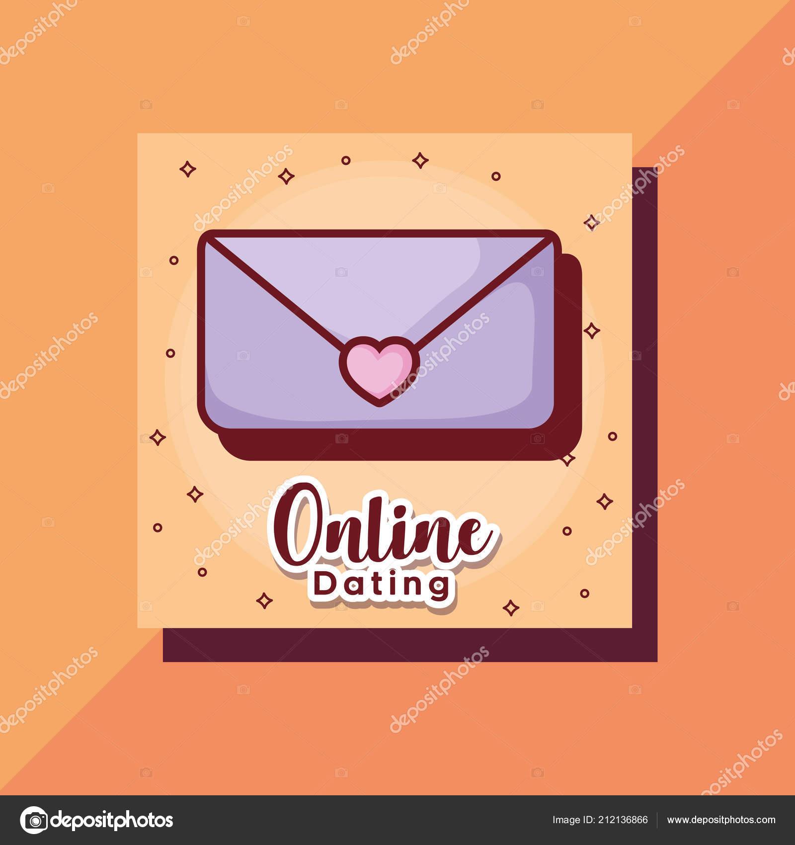 Beispiel der ersten E-Mail für Online-Dating