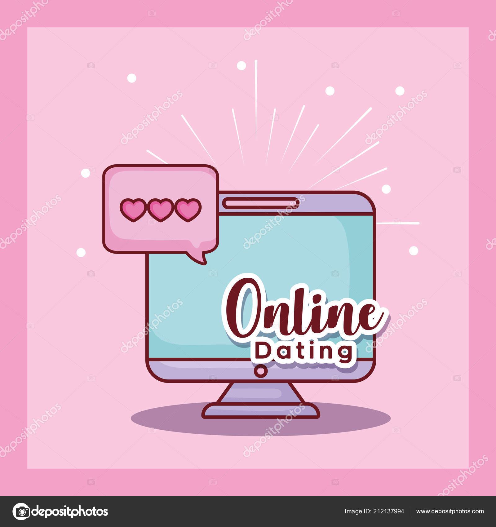 envoi de messages de rencontre en ligne