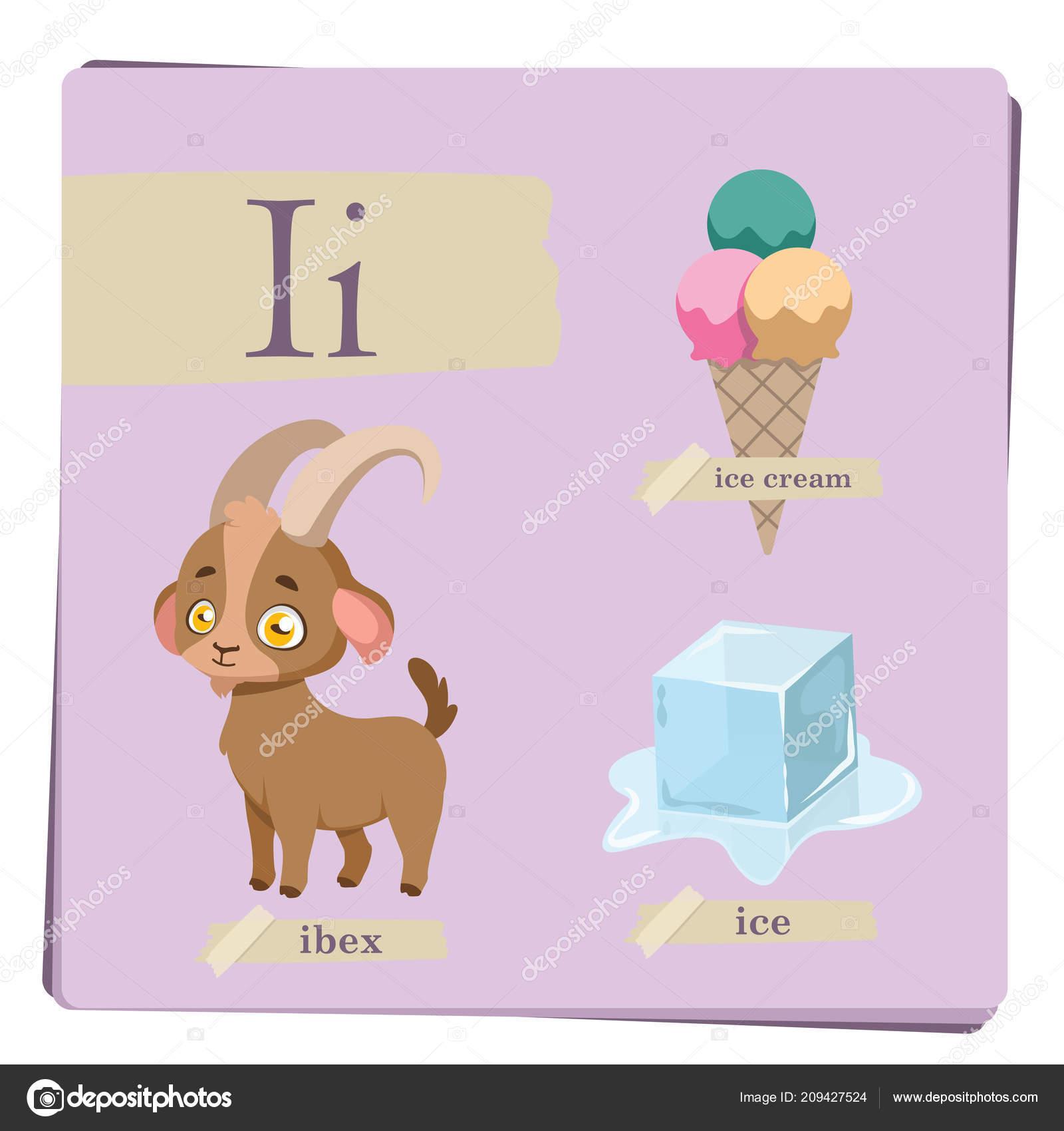 Colorful Alphabet Kids Letter — Векторное изображение © AgnesSz ...