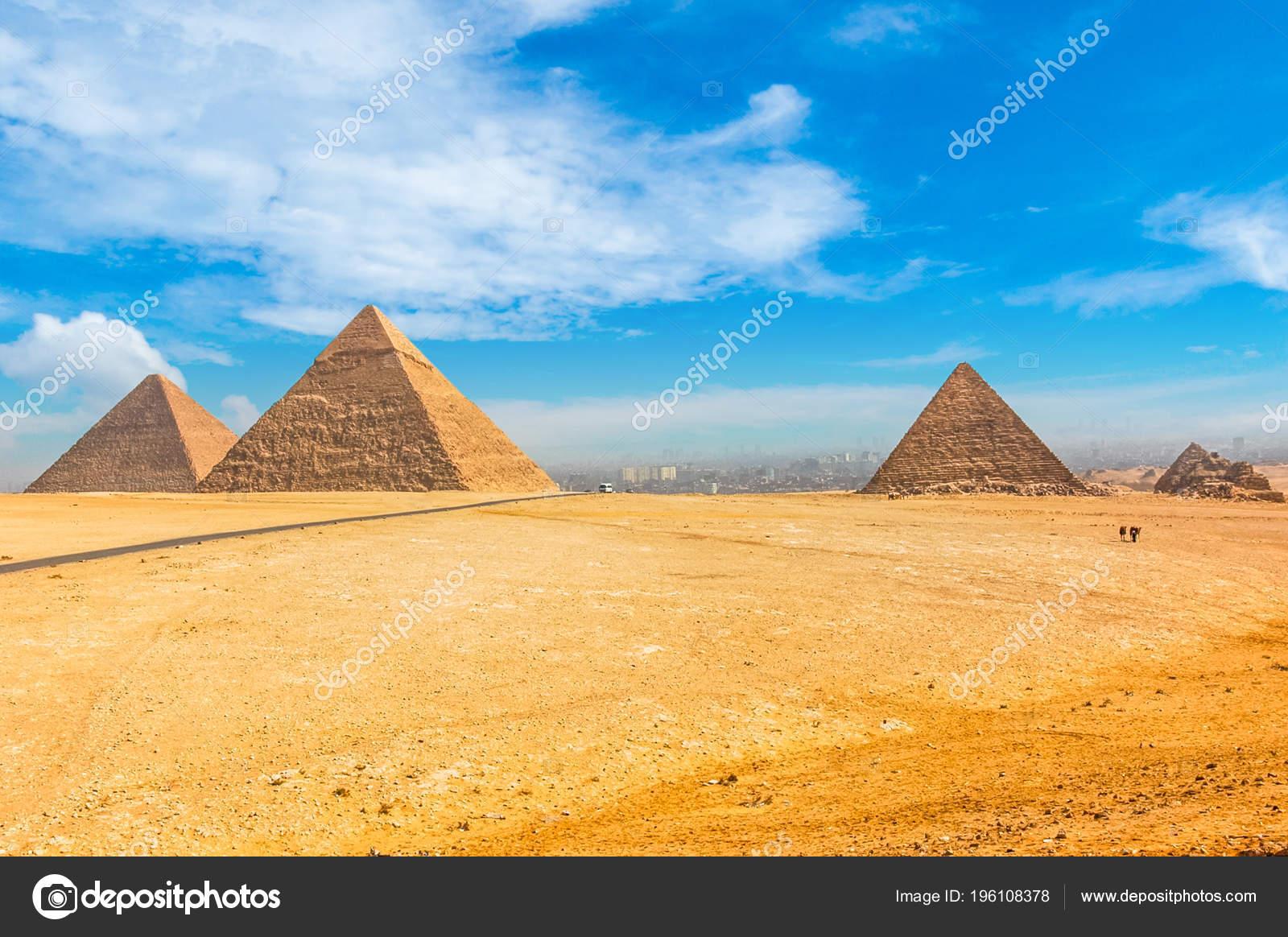 Pyramid wallpaper   Egyptian Pyramids Giza Background Cairo