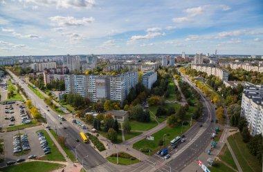 Minsk, architecture