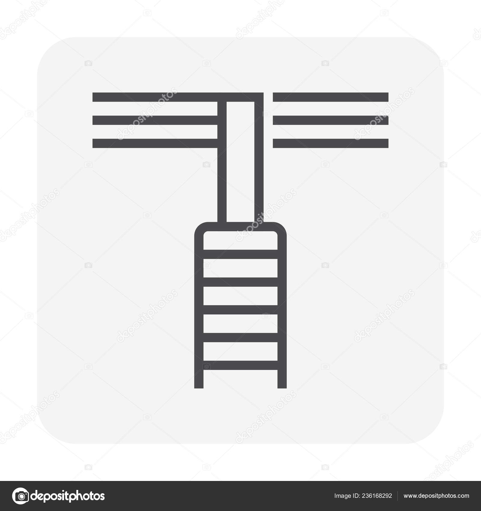 Air Duct Cleaning Tool Icon 64X64 Perfect Pixel Editable Stroke