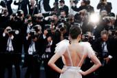 CANNES, FRANKREICH - 12. Mai: Kendall Jenner besucht die Vorführung von Girls Of The Sun während der 71. Filmfestspiele in Cannes am 12. Mai 2018.