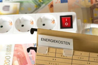 Money and rising energy costs