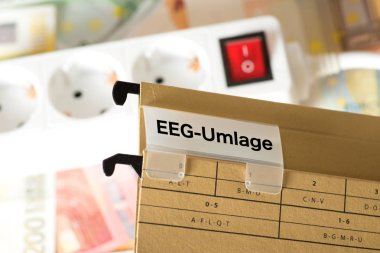 Money, electricity and the EEG energy surcharge