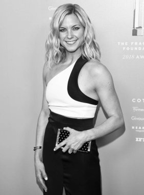 New York, NY - June 12, 2018: Liz Plosser attends 2018 Fragrance Foundation Awards at Alice Tully Hall at Lincoln Center