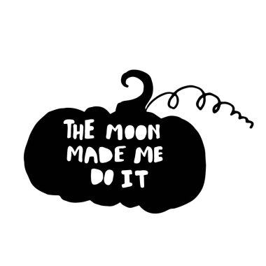 Happy halloween. Hand drawn creative calligraphy