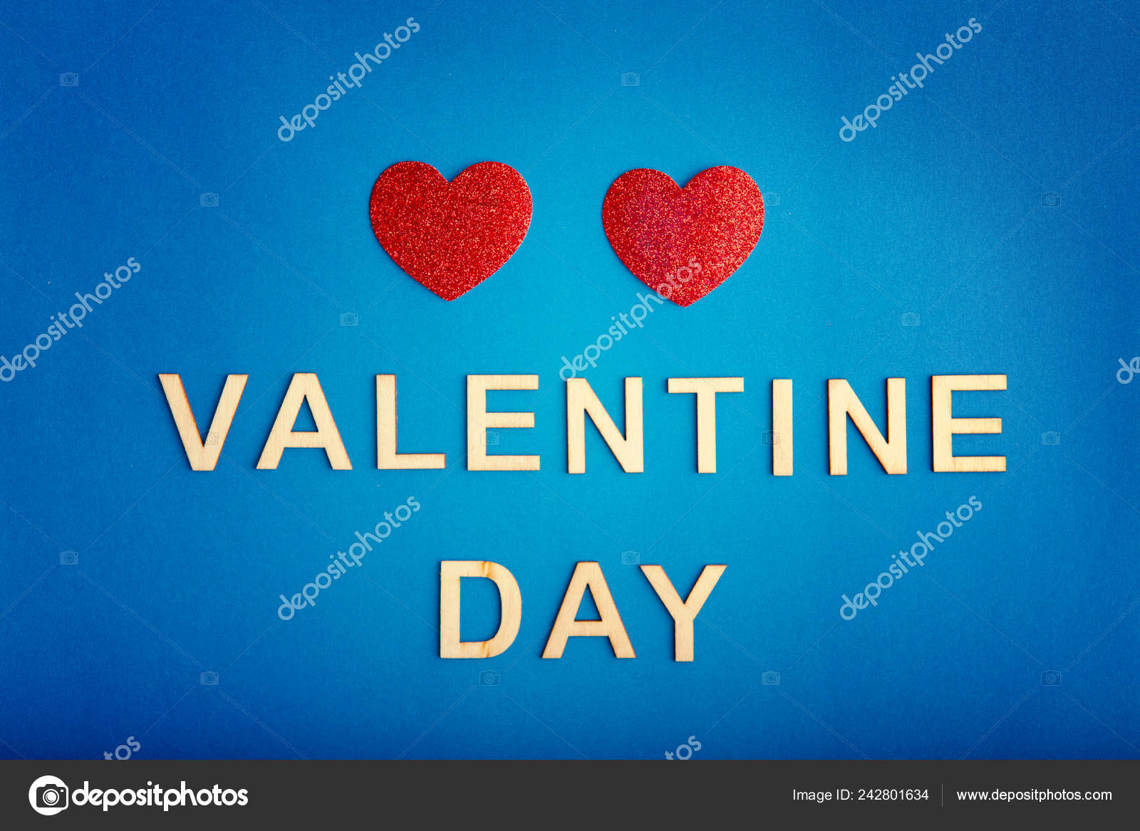 Happy Valentine Day Beautiful Card Wallpaper Red Hearts
