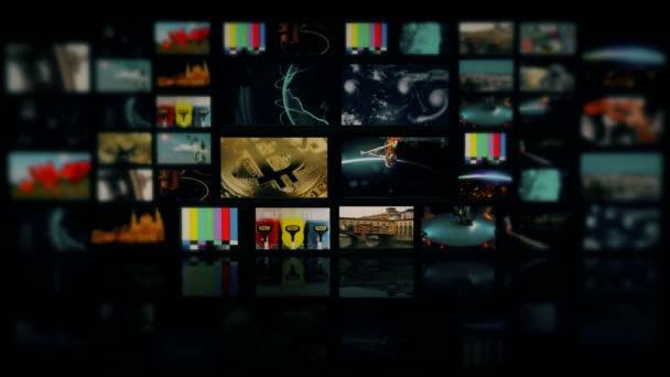 Virtuális tv-stúdió célja, hogy lehet használni, mint egy virtuális háttér egy zöld képernyő vagy a chroma key video termelés. Problémamentes hurok.